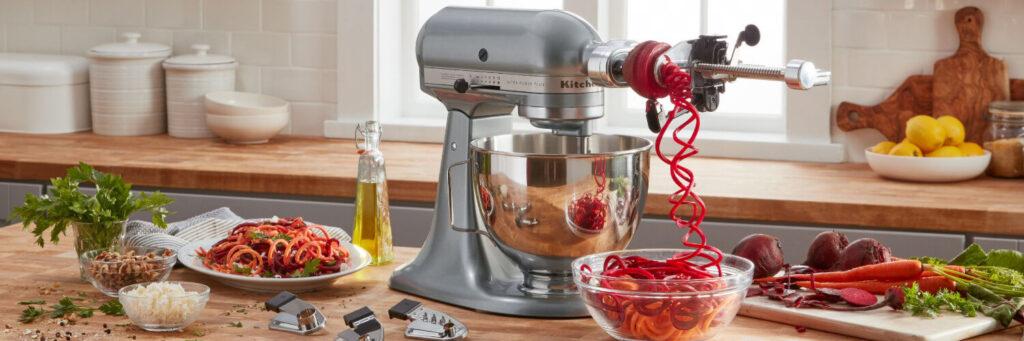 5 ting du skal overveje, før du køber en køkkenmaskine intro billede