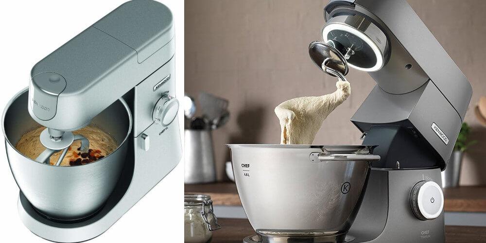 3. Kenwood KVL4100S Chef XL Køkkenmaskine test