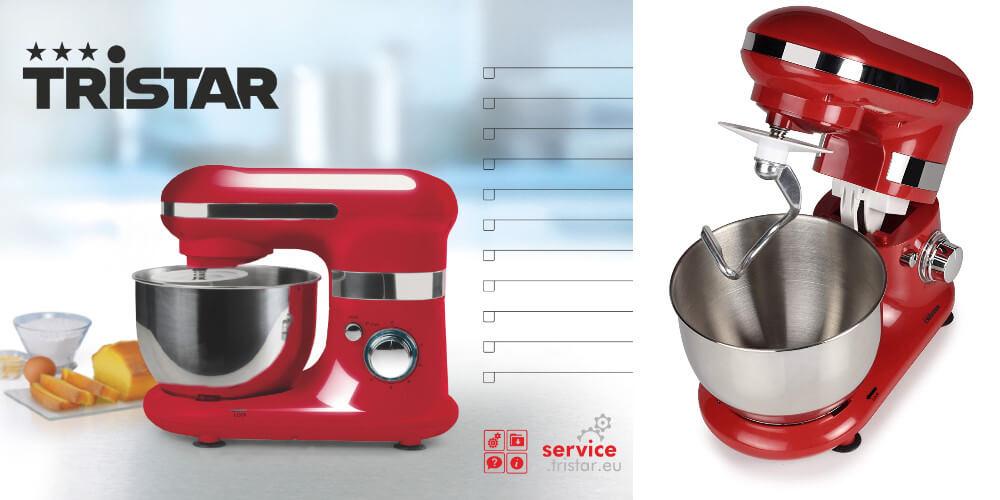 Tristar MX-4170 Køkkenmaskine test